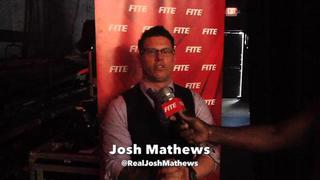 TNA Slammiversary on FITE: Josh Mathews