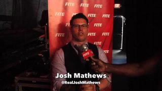 TNA Slammiversary on FITE: Josh Mathews