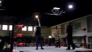 """Christian Rose vs. """"The Elite Ass Kicker"""" Stefan Epic"""