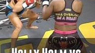 Holly Holm vs. Alanna Jones
