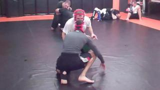 09-09-13 :: LIVE Sparring & Grappling :: Gagandeep Thandi & Paddy McFall