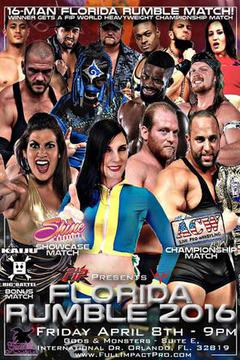FIP Florida Rumble 2016