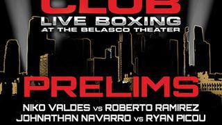 LA Fight Club Boxing - April 15th Prelims