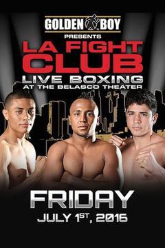 L.A. Fight Club: Oscar Negrete vs. Jose  Bustos