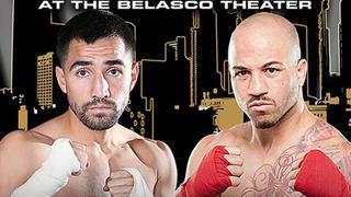LA Fight Club Boxing: Rios vs. Esquivas