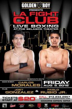 L.A. Fight Club - Morales vs. Franco