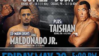 Boxeo Estelar - Gomez vs. Sosa