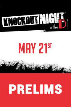 #3: Knockout Night at the D - Prelims
