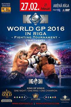 KOK World GP 2016 in Riga