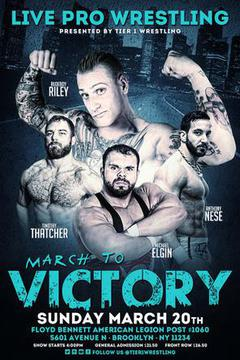 #1: March To Victory