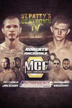Midwest Championship Fighting 11:  St. Patty's Day Beatdown IV Mar 11th
