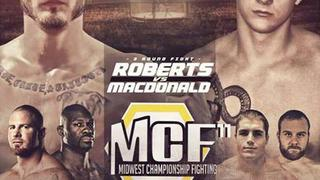 Midwest Championship Fighting 11:  St. Patty's Day Beatdown IV