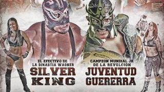 Pro Wrestling Revolution - Lucha Libre - February 2016
