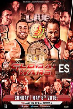 (Español) ROH Global Wars