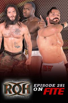 #1: ROH Wrestling: Episode #251