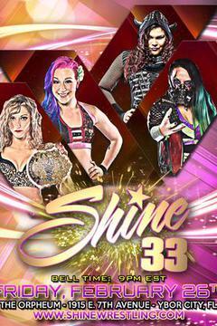 #1: Shine 33