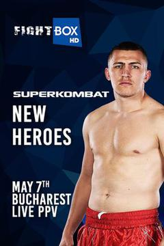 SuperKombat - New Heroes from Bucharest