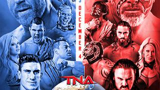 TNA One Night Only: USA vs The World Live