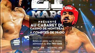 World Combat Arena Aisudan Fights Kickboxing - March 2016