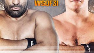 WSOF 31: Main Event June 17th 2016
