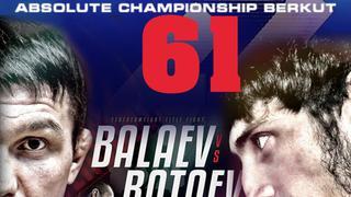 ACB 61: Balaev vs. Bataev