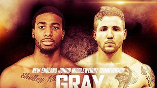 CES Boxing - Gray vs Vendetti