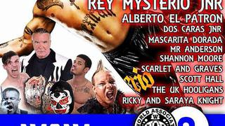 Wrestling Weekender: WAW May 13th Saturday Show 2