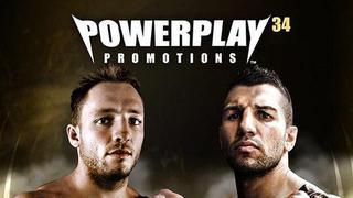 Powerplay 34 Brad Riddell vs Steve Moxon