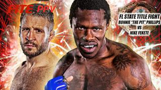 Real Fighting Championship 40