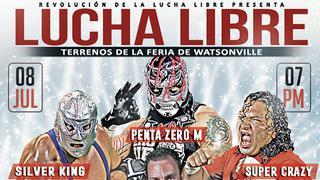Pro Wrestling Revolution - Lucha Libre - Revolution XII