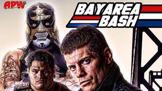 All Pro Wrestling: Bay Area Bash