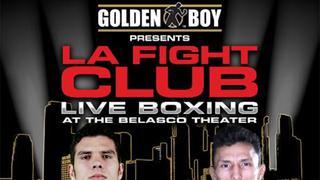 LA Fight Club: July 14