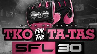 Spartyka Fight League - SFL 30 TKO For The TA-TAs