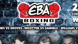 A Night of EBA Boxing - 29 July 2017