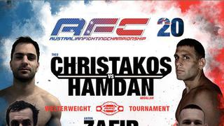 Australian Fighting Championship 20