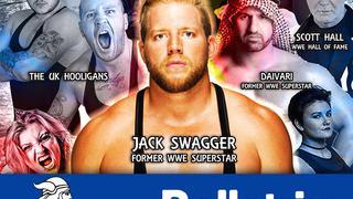 Wrestling Weekender: Bellatrix Sep 15th Friday Night