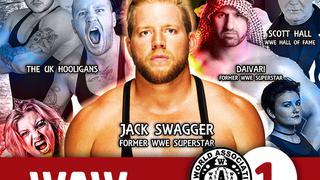 Wrestling Weekender: WAW Sep 16th Saturday Show