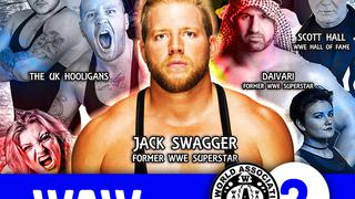 Wrestling Weekender: WAW Sep 16th Saturday Show 2