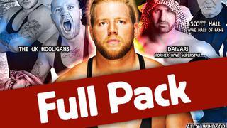 Wrestling Weekender: Full Pack (Sept. 15-16)
