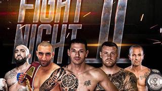 Overtex Fight Night II