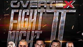 Overtex Fight Night II