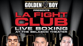 LA Fight Club: August 10