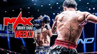 MAX MUAY THAI: August 13