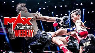 MAX MUAY THAI: August 20