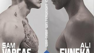 Sam Vargas vs Ali Funeka - Face Off