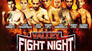 Valley Fight Night Aug 18th