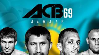 ACB 69:  Arman Ospanov vs. Thiago Silva