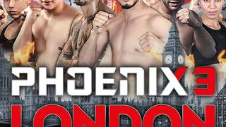 Phoenix Fighting Championship 3 Sep 22th 2017
