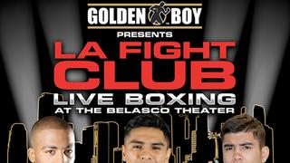 LA Fight Club: September 1