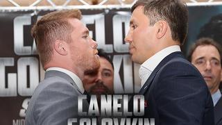 "Canelo Alvarez vs. Gennady ""GGG"" Golovkin: Weigh-In"